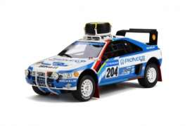 Peugeot  - 405 T16 1989 blue/white - 1:18 - OttOmobile Miniatures - 808 - otto808 | Toms Modelautos