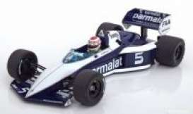 Brabham BMW - BT52 1983 blue/white - 1:18 - Minichamps - 183830105 - mc183830105 | Tom's Modelauto's