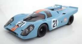 Porsche BMW - 917K 1970 blue/orange - 1:18 - Minichamps - 123706621 - mc123706621 | Toms Modelautos