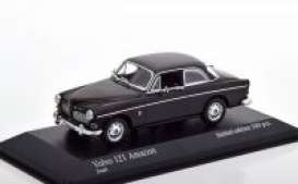 Volvo  - 121 1966 black - 1:43 - Maxichamps - 943171003 - mc943171003 | Toms Modelautos