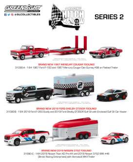 Assortment/ Mix  - various - 1:64 - GreenLight - 31090 - gl31090 | Toms Modelautos