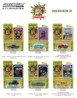 Assortment/ Mix  - various - 1:64 - GreenLight - 54030 - gl54030 | Toms Modelautos