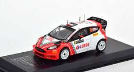 Ford  - Fiesta RS WRC 2016 red - 1:43 - Magazine Models - Rfp1633L13c07 - MagRfp1633L13c07 | Tom's Modelauto's