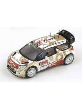 Citroen  - DS3 2015 gold/white - 1:43 - Magazine Models - fp1528L13c12 - MagRfp1528L13c12 | Tom's Modelauto's