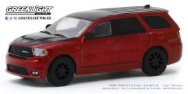 Dodge  - Durango 2018 red - 1:64 - GreenLight - 30131 - gl30131 | Toms Modelautos