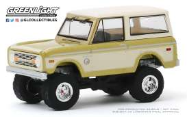 Ford  - Bronco Colorado 1976  - 1:64 - GreenLight - 30135 - gl30135 | Toms Modelautos