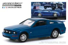 Ford  - Mustang GT 2009  - 1:64 - GreenLight - 30139 - gl30139 | Toms Modelautos