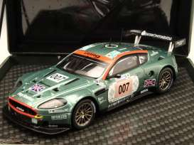 Aston Martin  - DBR9 #007  2006 british racing green - 1:43 - IXO Models - A01MC1 - ixoA01MC1 | Toms Modelautos