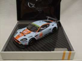 Aston Martin  - DBR9 #009 2008 gulf blue with orange - 1:43 - IXO Models - A03MC143 - ixoA03MC143 | Tom's Modelauto's