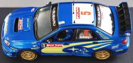 Subaru  - Impreza WRC #05 Solberg 2005 blue/yellow - 1:43 - IXO Models - ixo05Japan | Tom's Modelauto's