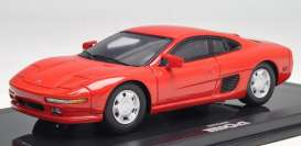Nissan  - MID4 1985 red - 1:43 - Norev - 420016 - nor420016 | Tom's Modelauto's