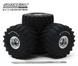 Wheels & tires Rims & tires - 1:18 - GreenLight - 13558 - gl13558 | Toms Modelautos
