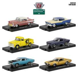 Assortment/ Mix  - various - 1:64 - M2 Machines - 11228-63 - M2-11228-63 | Toms Modelautos