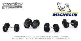 Wheels & tires Rims & tires - 1:64 - GreenLight - 16050B - gl16050B | Toms Modelautos