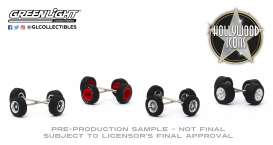 Wheels & tires Rims & tires - 1:64 - GreenLight - 16050C - gl16050C | Toms Modelautos