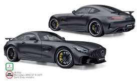 Mercedes Benz  - GTR 2019 dark grey - 1:18 - Norev - 183742 - nor183742 | Toms Modelautos