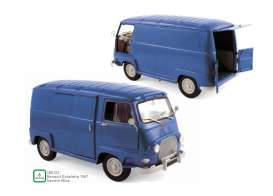 Renault  - Estafette 1967 blue - 1:18 - Norev - 185122 - nor185122 | Toms Modelautos