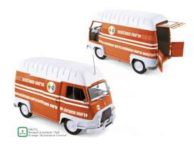 Renault  - Estafette 1968 orange - 1:18 - Norev - 185123 - nor185123 | Toms Modelautos