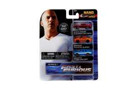Assortment/ Mix Fast & the Furious - Jada Toys - 31124 - jada31124 | Toms Modelautos