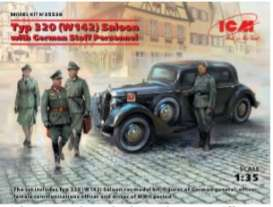 Military Vehicles  - 1:35 - ICM - 35539 - icm35539 | Toms Modelautos