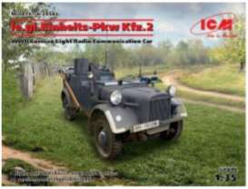 Military Vehicles  - 1:35 - ICM - 35583 - icm35583 | Toms Modelautos