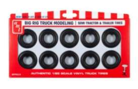 Wheels & tires Rims & tires - 1:25 - AMT - spp023 - amtspp023 | Toms Modelautos