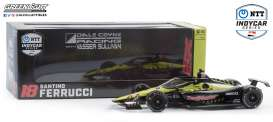 Honda  - 2020 yellow/back - 1:18 - GreenLight - 11078 - gl11078 | Toms Modelautos