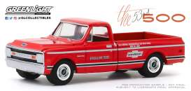Chevrolet  - C-10 1969  - 1:64 - GreenLight - 30164 - gl30164 | Toms Modelautos