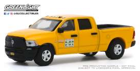 Ram  - 2500 2017 yellow - 1:64 - GreenLight - 30173 - gl30173 | Toms Modelautos