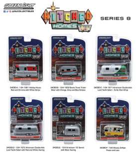Assortment/ Mix  - various - 1:64 - GreenLight - 34080 - gl34080 | Toms Modelautos