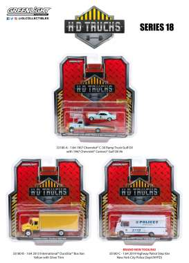 Assortment/ Mix  - various - 1:64 - GreenLight - 33180 - gl33180 | Toms Modelautos
