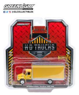 International  - Durastar 2013 yellow/silver - 1:64 - GreenLight - 33180B - gl33180B | Toms Modelautos