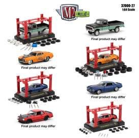 Assortment/ Mix  - various - 1:64 - M2 Machines - 37000-27 - M2-37000-27 | Toms Modelautos