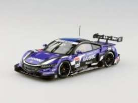 Honda  - 2014 blue/purple - 1:43 - Ebbro - 45071 - ebb45071 | Toms Modelautos