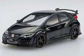 Honda  - Civic  black - 1:43 - Ebbro - 45367 - ebb45367 | Toms Modelautos