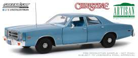 Plymouth  - Fury 1977  - 1:18 - GreenLight - 19082 - gl19082 | Toms Modelautos