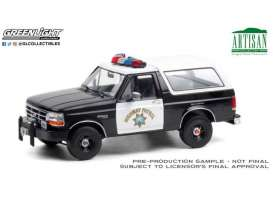 Ford  - Bronco 1995  - 1:18 - GreenLight - 19089 - gl19089 | Toms Modelautos