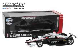 Chevrolet  - 2020 black/white/red - 1:18 - GreenLight - 11085 - gl11085 | Toms Modelautos