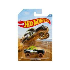 Ford  - Bronco custom 2019 black/green - 1:64 - Hotwheels - FYY70 - hwmvFYY70 | Toms Modelautos