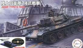 Military Vehicles  - 1:76 - Fujimi - 762364 - fuji762364 | Toms Modelautos