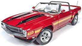 Shelby  - GT500 1970 red - 1:18 - Auto World - AMM1187 - AMM1187 | Toms Modelautos