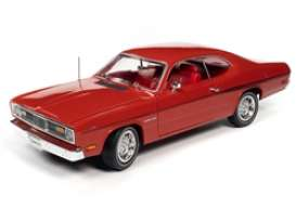 Plymouth  - Duster 1970 red - 1:18 - Auto World - AMM1205 - AMM1205 | Toms Modelautos