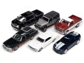 Assortment/ Mix  - various - 1:64 - Auto World - 64252B~6 - AW64252B | Toms Modelautos