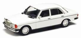 Mercedes Benz  - 230E 1975 white - 1:18 - KK - Scale - 180351 - kkdc180351 | Toms Modelautos