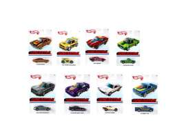 Assortment/ Mix  - various - 1:64 - Hotwheels - GJW93 - hwmvGJW93-979B | Toms Modelautos