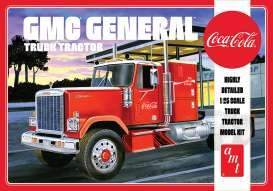 GMC  - General Semi Tractor  - 1:25 - AMT - s1179 - amts1179 | Toms Modelautos