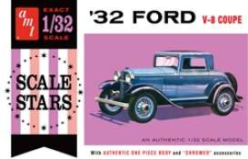 Ford  - Scale Stars  - 1:25 - AMT - s1181 - amts1181 | Toms Modelautos