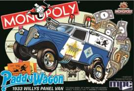 Willys  - Panel Paddy Wagon 1933  - 1:25 - MPC - 924 - mpc924 | Toms Modelautos