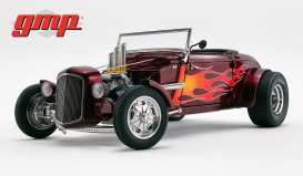 Hot Rod  - Roadster 1934 red - 1:18 - GMP - GMP18926 - gmp18926 | Toms Modelautos