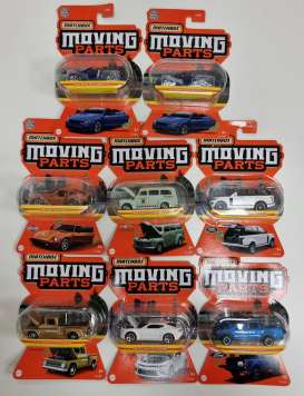 Assortment/ Mix  - 2020 various - 1:64 - Matchbox - FWD28 - matFWD28-968H | Toms Modelautos